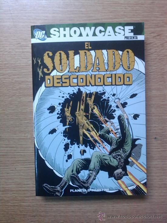 EL SOLDADO DESCONOCIDO (SHOWCASE) (Tebeos y Comics - Planeta)