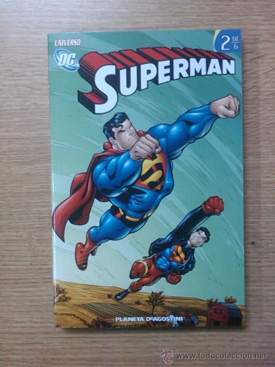 SUPERMAN #2 (UNIVERSO DC) (Tebeos y Comics - Planeta)