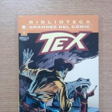 Cómics: TEX #1 (BIBLIOTECA GRANDES DEL COMIC). Lote 27852250