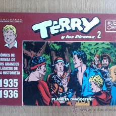 Cómics: TERRY Y LOS PIRATAS #2. Lote 125678694