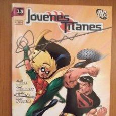 Cómics: JÓVENES TITANES Nº 13 (GEOFF JOHNS) (ROBIN). Lote 28039728