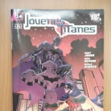 Cómics: JÓVENES TITANES Nº 14 (GEOFF JOHNS) (ROBIN) (DC-PLANETA). Lote 28040590