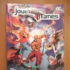 Cómics: JÓVENES TITANES Nº 15 (GEOFF JOHNS) (ROBIN) (DC-PLANETA). Lote 28040597