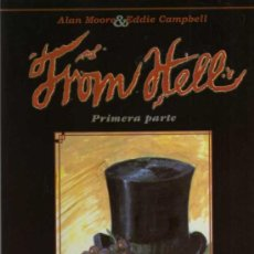 Cómics: FROM HELL - PRIMERA PARTE - MOORE / CAMPBELL - PLANETA DEAGOSTINI. Lote 28114012