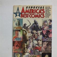Cómics: ESPECIAL AMERICA 'S BEST COMICS - ALAN MOORE / SERGIO ARAGONÉS / KEVIN O'NEILL. Lote 28518735