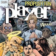 Cómics: PROPOSITION PLAYER - BILL WILLINGHAM. Lote 28628011