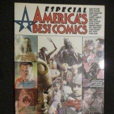 Cómics: AMERICA'S BEST COMICS. TOMO ESPECIAL TIPO PRESTIGIO. WORLD COMICS. Lote 28837659