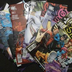 Cómics: OUT SIDERS. LOTE DEL 1 AL 7. PLANETA. Lote 28838089