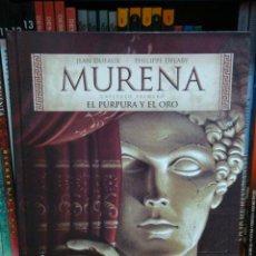 Cómics: MURENA Nº 1: EL PÚRPURA Y EL ORO, DE JEAN DUFAUX Y PHILIPPE DELABY. Lote 28920920