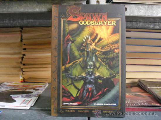 SPAWN: GODSLAYER - PLANETA (Tebeos y Comics - Planeta)