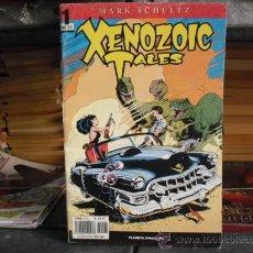Cómics - XENOZOIC TALES - 3 NÚMEROS (3-4-13) - PLANETA 1999 - LEER DESCRIPCIÓN - 29616096