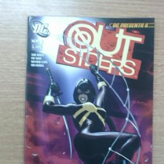 Cómics: OUTSIDERS VOL 2 #3 (DC PRESENTA #6). Lote 150359366