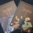 Cómics: EL DECÁLOGO. TOMOS I Y II. COLECCIÓN BD. PLANETA. Lote 29404671