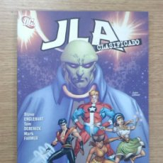 Cómics: JLA CLASIFICADO #4 LIGA DE LA JUSTICIA DETROIT. Lote 56388559