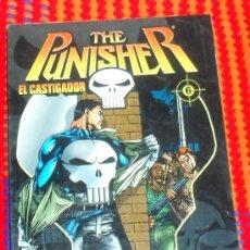 Cómics - THE PUNISHER EL CASTIGADOR Nº 6. SACRIFICIO DE PIEZAS. MARVEL COMICS. PLANETA. - 29666814