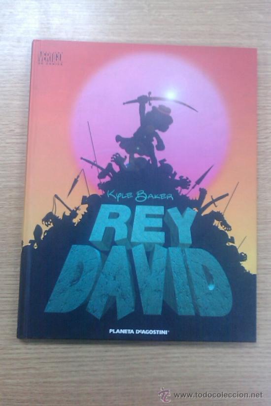 REY DAVID (Tebeos y Comics - Planeta)