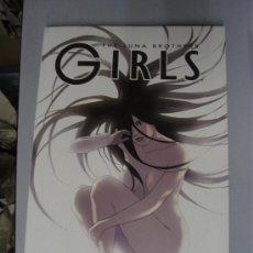 Cómics: GIRLS Nº 1 CONCEPCION - THE LUNA BROTHERS / PLANETA. Lote 29979155