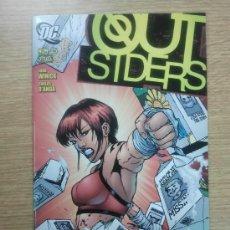 OUTSIDERS VOL 1 #15
