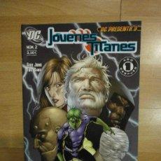 Cómics: DC PRESENTA Nº 3: JÓVENES TITANES Nº 2. Lote 30935867