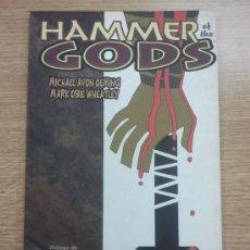Cómics: HAMMER OF THE GODS ENEMIGO MORTAL. Lote 30966752