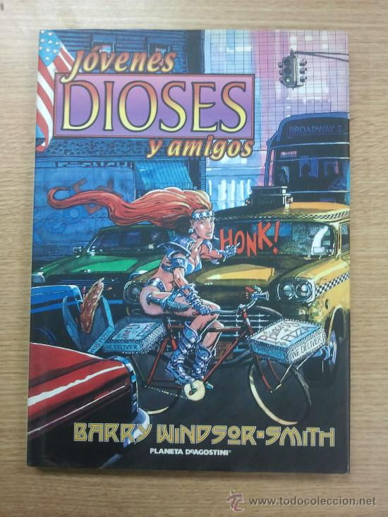 JOVENES DIOSES Y AMIGOS (BARRY WINDSOR-SMITH) (Tebeos y Comics - Planeta)