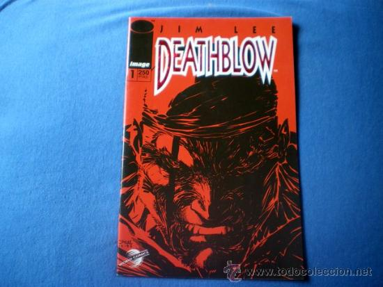 COMIC IMAGE PLANETA Nº 1 DEATHBLOW + CYBERNARY BY JIM LEE & MANABAT 1994 J1 (Tebeos y Comics - Planeta)