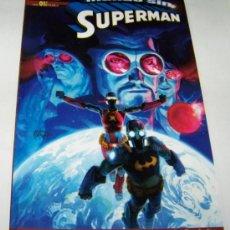 Cómics: MUNDO SIN SUPERMAN 1. GREG RUCKA. PLANETA DEAGOSTINI. Lote 32250756