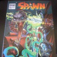 Cómics: SPAWN VOL. 1 Nº 15 WORLD COMICS .......C17. Lote 31961143