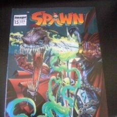 Cómics: SPAWN VOL. 1 Nº 15 WORLD COMICS .......C17. Lote 31961151