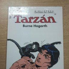 Cómics: TARZAN #18 (BIBLIOTECA GRANDES DEL COMIC). Lote 31798226