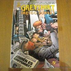 Cómics: GREYSHIRT. INDIGO SUNSET. Lote 32011628