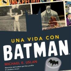 Cómics: MICHAEL USLAN: UNA VIDA CON BATMAN. Lote 32238578