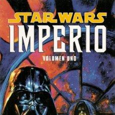 Cómics: STAR WARS IMPERIO VOLUMEN UNO. Lote 32285969