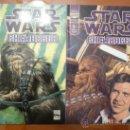 Cómics: STAR WARS.CHEWBACCA. COMPLETA EN DOS PRETIGIOS. ¡¡DIFÍCIL!!. Lote 32414127