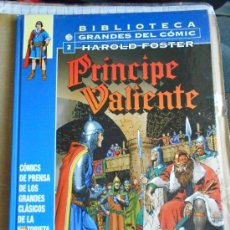 Cómics: COMIC AVENTURAS PLANETA: PRINCIPE VALIENTE 2 HAROLD FOSTER LD . Lote 32626147