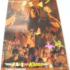 Cómics: JSA 2. JSA VS KOBRA. PLANETA. Lote 32685391