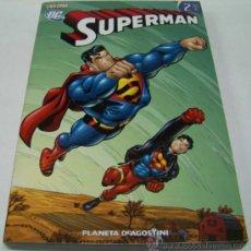 SUPERMAN Nº2. UNIVERSO DC. JEPH LOEB. PLANETA