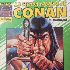 Comics : ESPADA SALVAJE DE CONAN. Lote 33361374