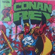 Cómics: RETAPADO CONAN REY. Lote 33361565