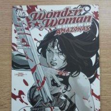 Cómics: WONDER WOMAN EL ATAQUE DE LAS AMAZONAS #3. Lote 33586706