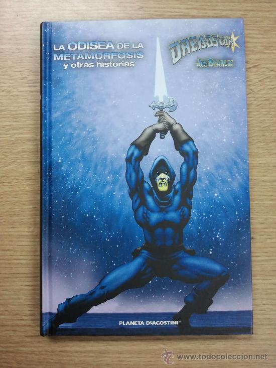DREADSTAR LA ODISEA DE LA METAMORFOSIS (Tebeos y Comics - Planeta)