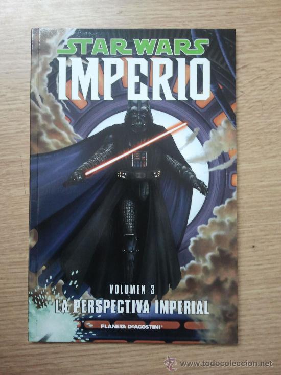 STAR WARS IMPERIO #3 LA PERSPECTIVA IMPERIAL (Tebeos y Comics - Planeta)