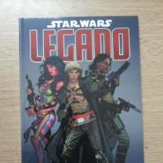 Cómics: STAR WARS LEGADO #1 ROTO. Lote 33924739