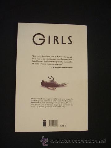 Cómics: THE LUNA BROTHERS - GIRLS - CONCEPCION - PLANETA - - Foto 3 - 34401455