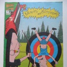 Cómics: BEAVIS AND BUTT-HEAD Nº 7. Lote 35341565