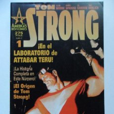 Cómics: TOM STRONG Nº 1 . ALAN MOORE . CHRIS SPROUSE. Lote 35345483
