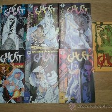 Cómics: LOTE GHOST - PLANETA-WORLD COMICS. Lote 35357353