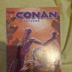 Cómics: CONAN LA LEYENDA Nº 4.KURT BUSIEK. EDITORIAL PLANETA. Lote 35408335