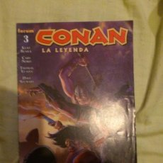 Cómics - CONAN LA LEYENDA Nº 3.KURT BUSIEK. EDITORIAL PLANETA - 35408364