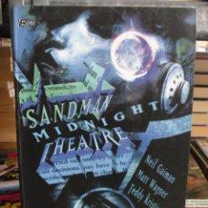 Cómics: SANDMAN MIDNIGHT TEATRE - NEIL GAIMAN - PLANETA 2006. Lote 52586728